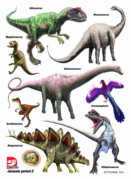 IdeaStix Dinosaurs: Jurassic P1 2-Sheet Accents - Original Premium Peel and Stick Décor