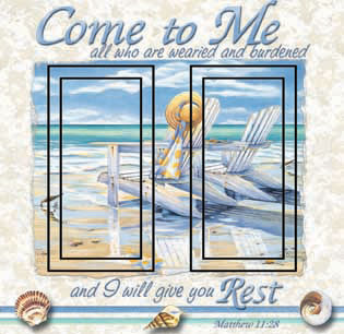 Matthew 11:28 Double Rocker SwitchStix Peel and Stick Switch Plate Cover Décor